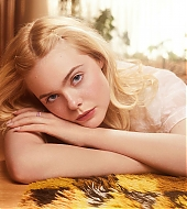 elle fanning, billboard, photoshoot, 2019