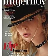 elle fanning, magazine, 2017