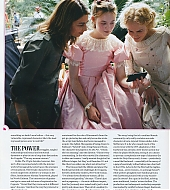 elle fanning, empire, the beguiled, scans